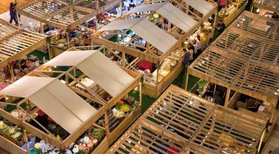 Poznaj namiot handlowy – idealny na kiermasze, pikniki i inne eventy
