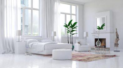 Narzuty do sypialni we wloskim stylu - ponadczasowa elegancja