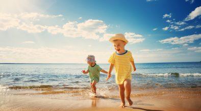 Jak przetrwac wakacje z dziecmi